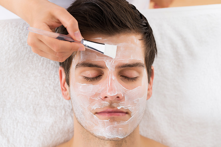 Think, that Face facial for men did